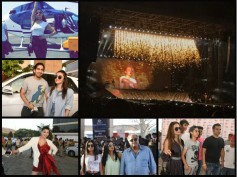 LIVE PICS! Justin Bieber Performs In Mumbai; Alia, Jacqueline & Others Spotted At The Concert!