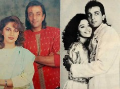 SHOCKING! Madhuri Dixit's Ex Manager REVEALS Her Affair With Sanjay DuttWas Fabricated By Producers