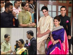 National Awards Gala: Akshay Kumar & Sonam Kapoor In Attendance With Their Family [Pictures]