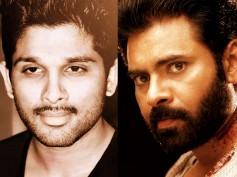Allu Arjun & Pawan Kalyan Fan Fight Continues...