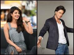 NICE TRY! Priyanka Chopra IMITATES Shahrukh Khan, While Promoting Baywatch [See Picture]