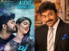 Quick Updates On Allu Arjun's DJ, Chiranjeevi's Next Movie & Much More