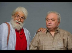 102 Not Out First Look: A Grumpy Rishi Kapoor Doesn't Look Pleased With His 'Dad' Amitabh Bachchan!