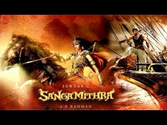 Shruthi Hassan's Sangamithra Makes It Big!