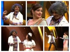 Sabse Bada Kalakar: Sunil Grover & Ali Asgar Enthall Audiences With Their Acts; Ali Teases Sunil!