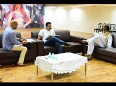 BLOCKBUSTER IN MAKING! Aamir Khan And Amitabh Bachchan Begin Working On Thugs Of Hindostan