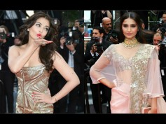 AIN'T AFRAID OF ANYONE! Sonam Kapoor Hates Being Compared To Aishwarya Rai Bachchan At Cannes!
