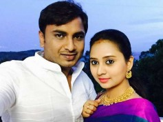 Amulya Celebrates One Month Wedding Anniversary In A Unique Way