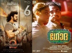 Box Office Chart(May 29 – June 04): Baahubali 2 & Godha In A Neck And Neck Competition!