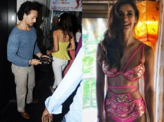 Disha Patani Goes On A Movie Date With Alleged Boyfriend Tiger Shroff!
