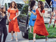 Leaked Pictures! Priyanka Chopra's First Look From Her Hollywood Film A Kid Like Jake!