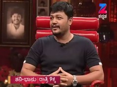 Golden Star Ganesh Confesses To Ramesh Aravind Before Sitting On Achiever's Chair On WWR3