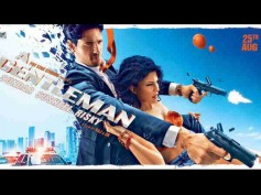 POSTER: 'A Gentleman' Sidharth Malhotra & His Lady Love Jacqueline Fernandez Have A Thing For Action