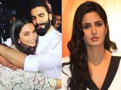 Deepika Padukone TAKES HER REVENGE! Now Ranveer Singh REJECTS Katrina Kaif!