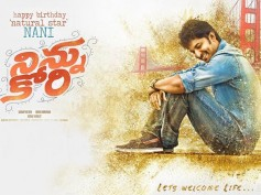What Nani Has To Say About His Upcoming Movie Ninnu Kori!