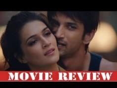 Raabta Review: Sushant-Kriti'sAlluring Chemistry Is The Only 'Paas Rakhne Ki Cheez' In This Film!