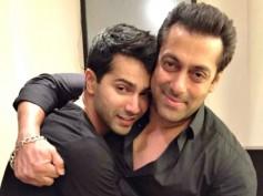 BACHPAN KI BAAT! When A Hungry Salman Khan Snatched A Roti From Varun Dhawan's Hand