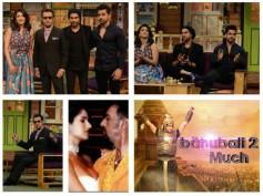 Behen Hogi Teri Actors On The Kapil Sharma Show; Gulshan Talks About His Intimate Scene With Katrina