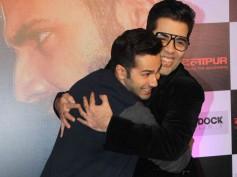 Varun Dhawan Has No Sense Of Self-control: Karan Johar At IIFA Press Conference