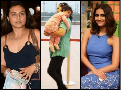 Kids! Kids! Kids! When Rani Mukerji's Daughter Adira Left Vaani Kapoor A Little Embarrassed!