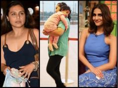 Kids! Kids! Kids! When Rani Mukerji's Daughter Adira Left Vaani Kapoor A Little Embarrassed!