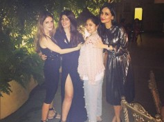 Sussanne Khan Parties Hard With Twinkle Khanna & Her Sister Rinke Khanna! View Pictures