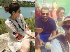 Sagarika Ghatge & Zaheer Khan Holiday In Jamaica & Antigua! They're Living The Caribbean Dream! Pics