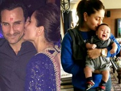 After The Nepotism Controversy, Saif Ali Khan Takes Kareena Kapoor & Taimur For A Swiss Holiday!