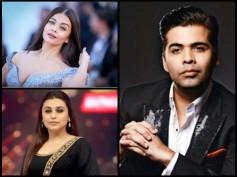 Aishwarya Rai Bachchan & Rani Mukerji Might Get Offended! Did Karan Johar Call Them Hyper Moms?