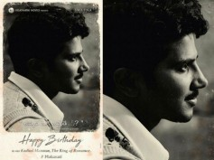Here Is A Glimpse Of Dulquer Salmaan's Mahanati Look!