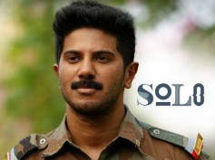 Dulquer Salmaan's Solo: Meet The First Character