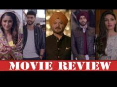 Mubarakan Movie Review: Anil Kapoor Is'Ekdum Jhakaas' When It Comes This Ha-Ha Land!