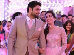 Have You Seen Rakshit Shetty & Rashmika Mandanna's Engagement Video Yet?