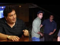 Rishi Kapoor Calls Anurag Basu An 'Irresponsible' Director After Son Ranbir's Jagga Jasoos' Flops!