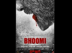 Sanjay Dutt Shows Blood Soaked Avatar In 'Bhoomi' First Look