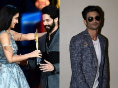 CONTROVERSY! Sushant Singh Rajput ATTACKED Shahid Kapoor On Twitter For Losing The Best Actor Award?