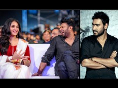 NO REGRETS! When Anushka Shetty Chose Prabhas Over Ajay Devgn & Left The Superstar All UPSET!