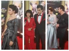 Zee Gold Awards 2017: Shivangi-Mohsin, Mouni Roy, Prince-Yuvika & Others Walk The Red Carpet