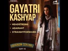 Farhan Introduces Us To His Lucknow Central Co Star, Diana Penty Aka Gayatri Kashyap!