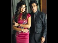 SO RARE! Something UNEXPECTED Happened When Shahrukh Khan Met Jacqueline Fernandez's Mother