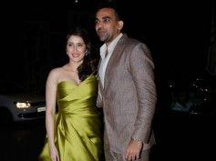 A COINCIDENCE? Is Sagarika Ghatge's Love Story With Zaheer Khan Similar To Her Chak De India Story?