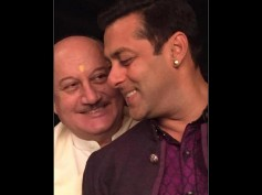 This Is Called Being Human! Salman Khan Did The Unexpected When Anupam Fell Ill In A Foreign Land