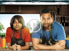 Chef Trailer: Saif Ali Khan Struggles Between Love, Life & Family! Watch Here