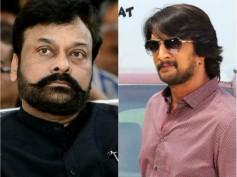 Breaking News! Megastar Chiranjeevi To Act In A Kannada Film With Kichcha Sudeep!