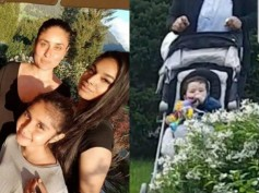 Kareena Kapoor, Saif Ali Khan & Taimur's Latest Pictures From Their Switzerland Holiday! View Here