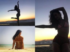 Bikini Diaries! Elli Avram Holidays In Sri Lanka & Chills By The Beach! Pics