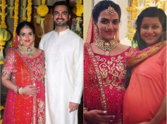 Inside Pictures Of Esha Deol's Baby Shower Ceremony! View Here