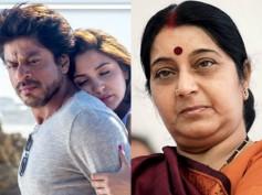 Jab Harry Met Sushma Swaraj! Read Details
