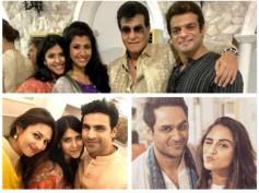 Karan Patel, Divyanka Tripathi, Adaa Khan ... TV Celebs Attend Ekta Kapoor's Annual Ganpati Lunch!