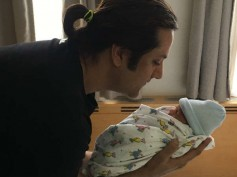 FATHER'S LOVE! Fardeen Khan Shares The First Picture Of His Newborn Son Azarius & It's Too Adorable
